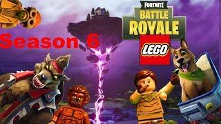 Lego Fortnite Battle Royale Skins, Backbling, Pickaxes and emotes