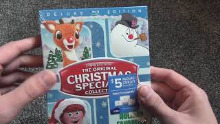 The Original Christmas Specials Collection Deluxe Edition Blu-Ray Unboxing