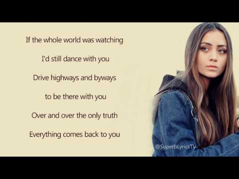 Niall Horan : This Town - Lyrics (Jasmine...