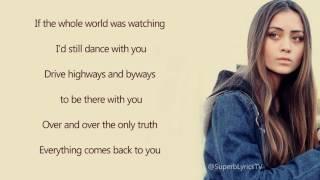 Niall Horan : This Town - Lyrics (Jasmine Thompson Cover)