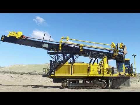 P&H 77XR Blasthole Drill Offers Maximum Flexibility And Versatility | Komatsu