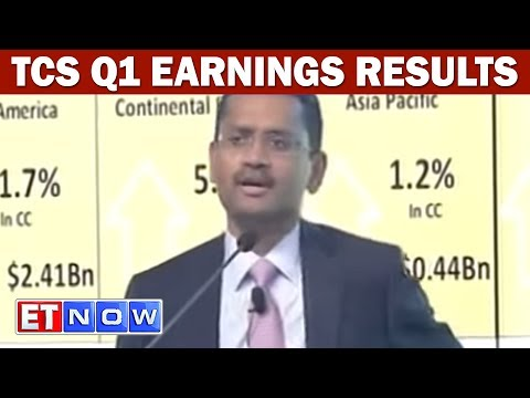 TCS CEO On Q1 Numbers: Steady Quarter; Focus Remains An Transition