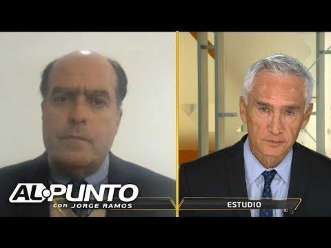 Julio Borges niega que haya tenido alguna implicación en el presunto atentado contra Maduro