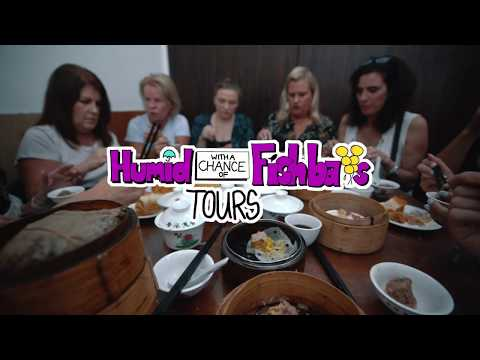 Hong Kong Authentic Dim Sum Lunch Tour - Video