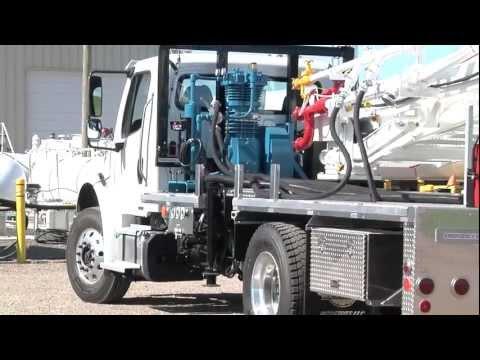 Blackmer LB601-LU Compressors In LPG Transloading