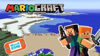 Aventuras MarioCraft con un Creeper Loco! en MarioCraft en Español Capitulo 13 Abrelo Game MineCraft