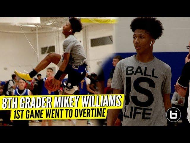 mikey-williams-1st-game-of-the-season-overtime-thriller-ballislife-highlights