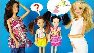 ВОТ ЭТО СОВПАДЕНИЕ!!! Мультик #Барби Школа Куклы Игрушки Для девочек