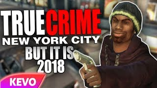 True Crime: New York City but it