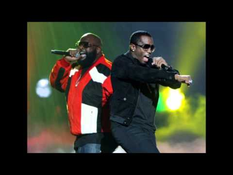 Diddy-DirtyMoney ft. Trey Songz & Rick Ross-Your Love (Remix) Screwed&Chopped