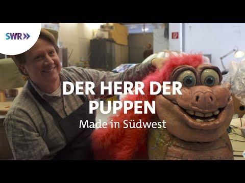 Der Herr der Puppen - Fantastische Kreaturen für Hollywood | SWR made in Südwest
