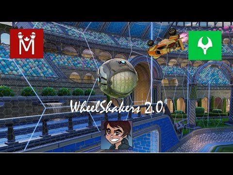 WheelShakers 2.0!!? (Funny moments) Ft. Loconate and Mittens