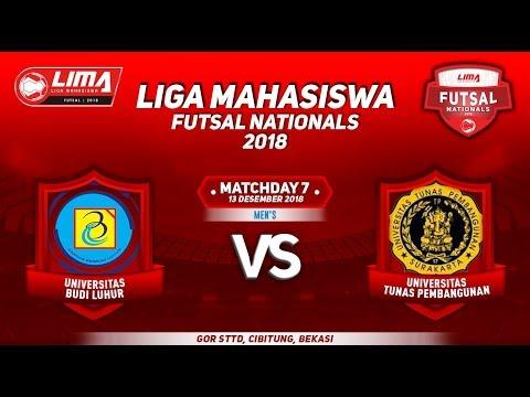 UBL VS UTP MEN'S LIMA FUTSAL NATIONALS 2018
