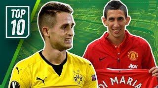Die Top 10 schlimmsten Last Minute Transfers der Fußballgeschichte feat. Großkreutz, Elber, Origi