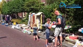 Oranjestraat houd 5e rommelmarkt