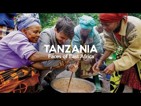 Tanzania | The Faces of East Africa