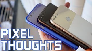 How do we feel about the Pixel phones?