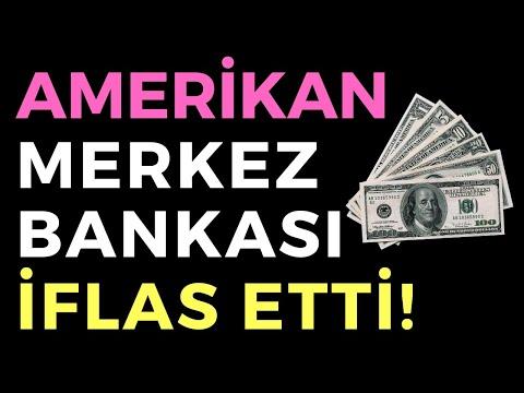 ABD MERKEZ BANKASI POLİTİKALARI İFLAS ETTİ - EKONOMİ HABERLERİ - DÜNYANIN HABERİ