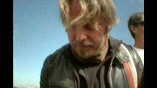 Charley Boorman Claudio Von Planta Start of By Any Means 2 Freshwater Beach Sydney