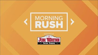 Morning rush: scavenger hunt ends in ...