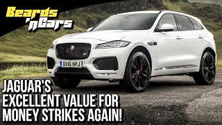Jaguar F-Pace - Road Test Review! - BEARDS n CARS