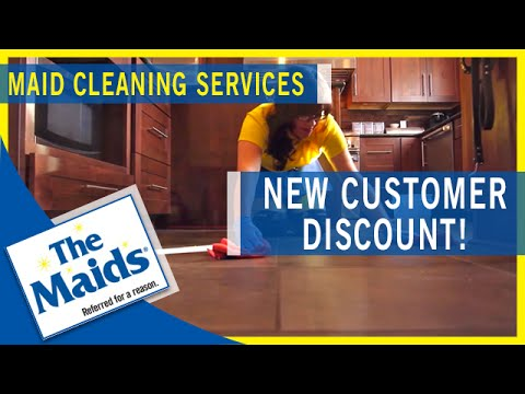Maid Services Columbus Ohio - Online Discount - The Maid of Columbus OH