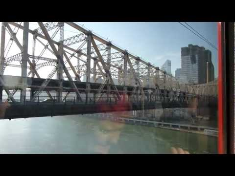 NYC 2012: Roosevelt Island Cable Car pt.1