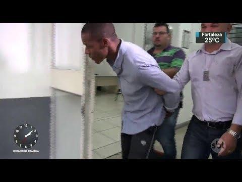Polícia prende homem acusado  de espancar e matar ex-mulher em SP | Primeiro Impacto (10/11/17)