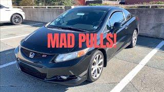 Honda Civic Si Coupe 2012 Videos