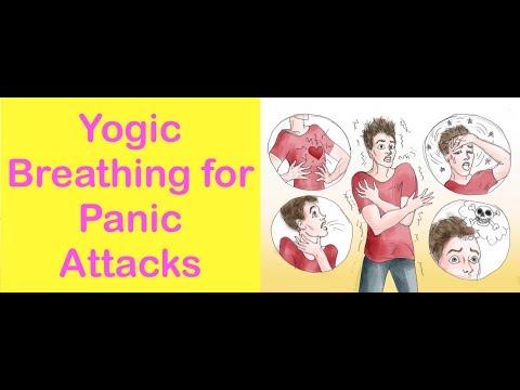 Yogic Breathing for Panic Attacks | 7-11 Breathing Technique