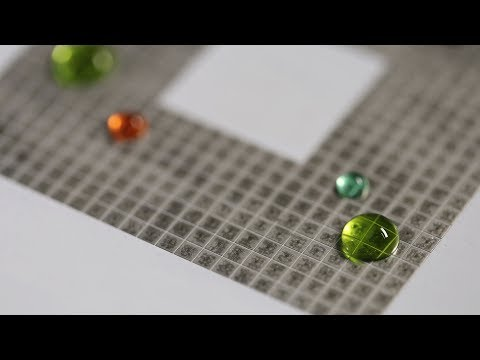Programmable Droplets