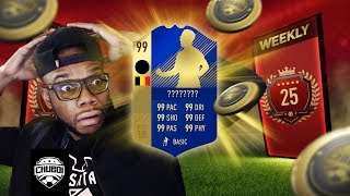 1 MILLION COIN PROFIT IN TOP 100 WEEKLY REWARDS!!!   FIFA 18 ULTIMATE TEAM