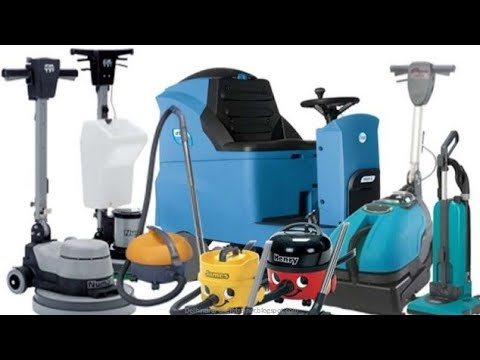 Hotel Housekeeping Equipment Care & Useage | Housekeeping | Cleaning Machine...
