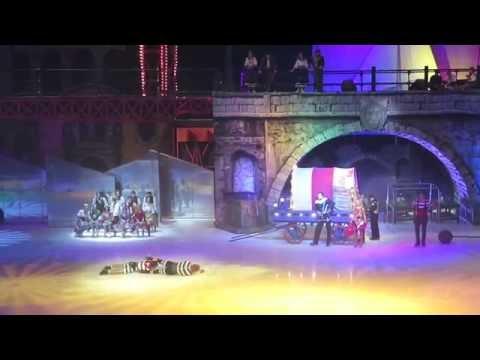 Билеты на мюзикл на льду Татьяны Навки Руслан и Людмила