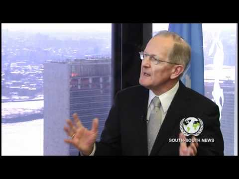 Interview with Joseph Deiss President of the 65th ...