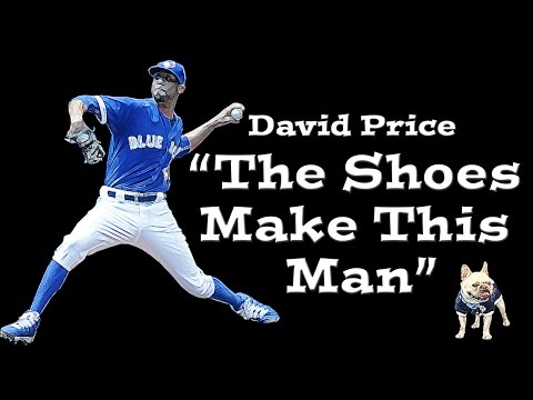 """David Price MLB Cy Young Pitcher - """"The Shoes Make This Man"""" Original Song"""