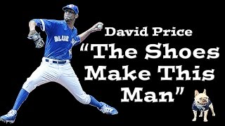 "David Price MLB Cy Young Pitcher - ""The Shoes Make This Man"" Original Song"