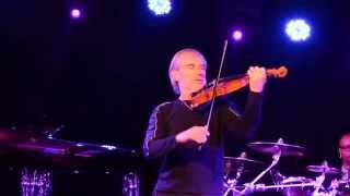 """On My Way To Bombay"" JEAN-LUC PONTY live at Miranda-RIO 06/06/2014"