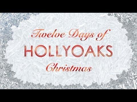 The 12 Days of Hollyoaks Christmas
