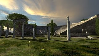 The Talos Principle - Part 2 (Hub A-2): Exhuming the time capsule