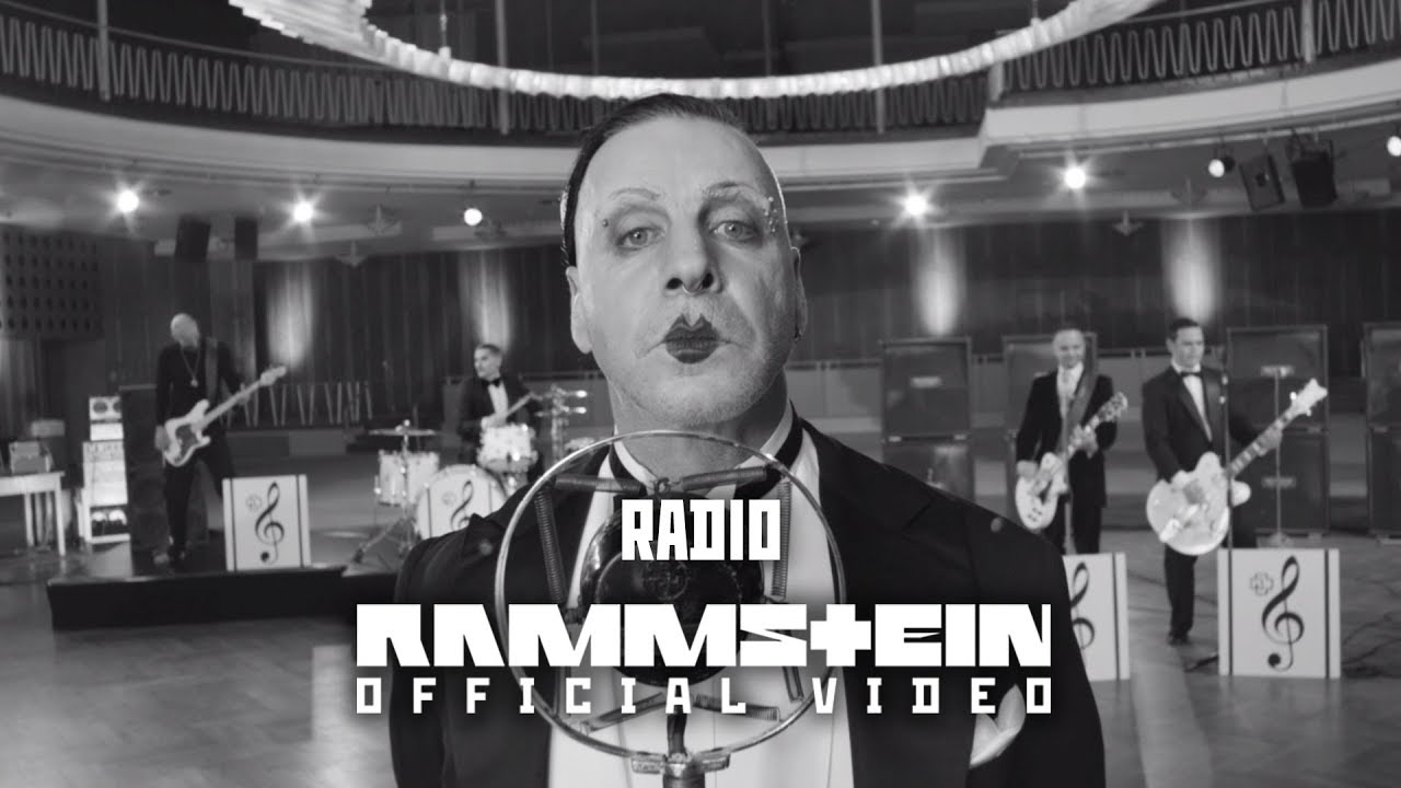 Download Rammstein - Radio (Official Video)