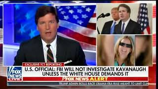 **BREAKING: FBI Has Decided Not To Investigate Ford Allegations Against Kavanaugh