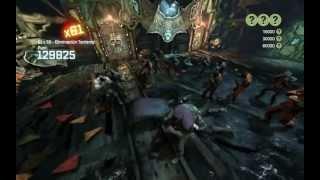 Batman Arkham City - Reyerta en la Casa de la Risa Resubido
