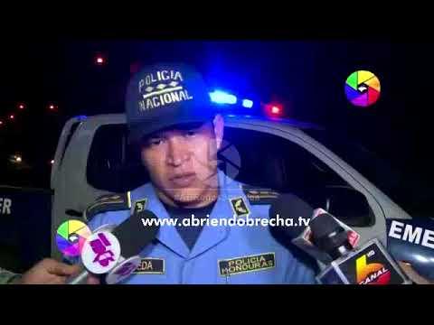Cae banda el renco en San Pedro Sula