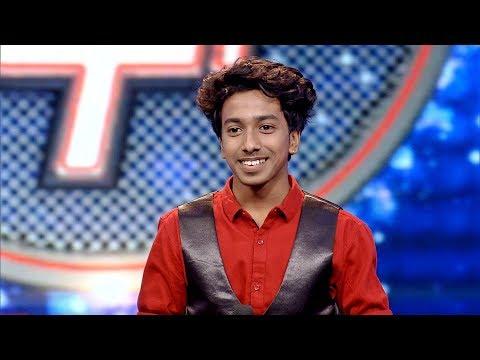Super4 I Sreehari With A SPB Hit Song I MazhavilManorama