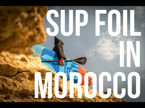 BEN CARPENTIER GOES FULL MOROCCAN STYLE ON FOIL!