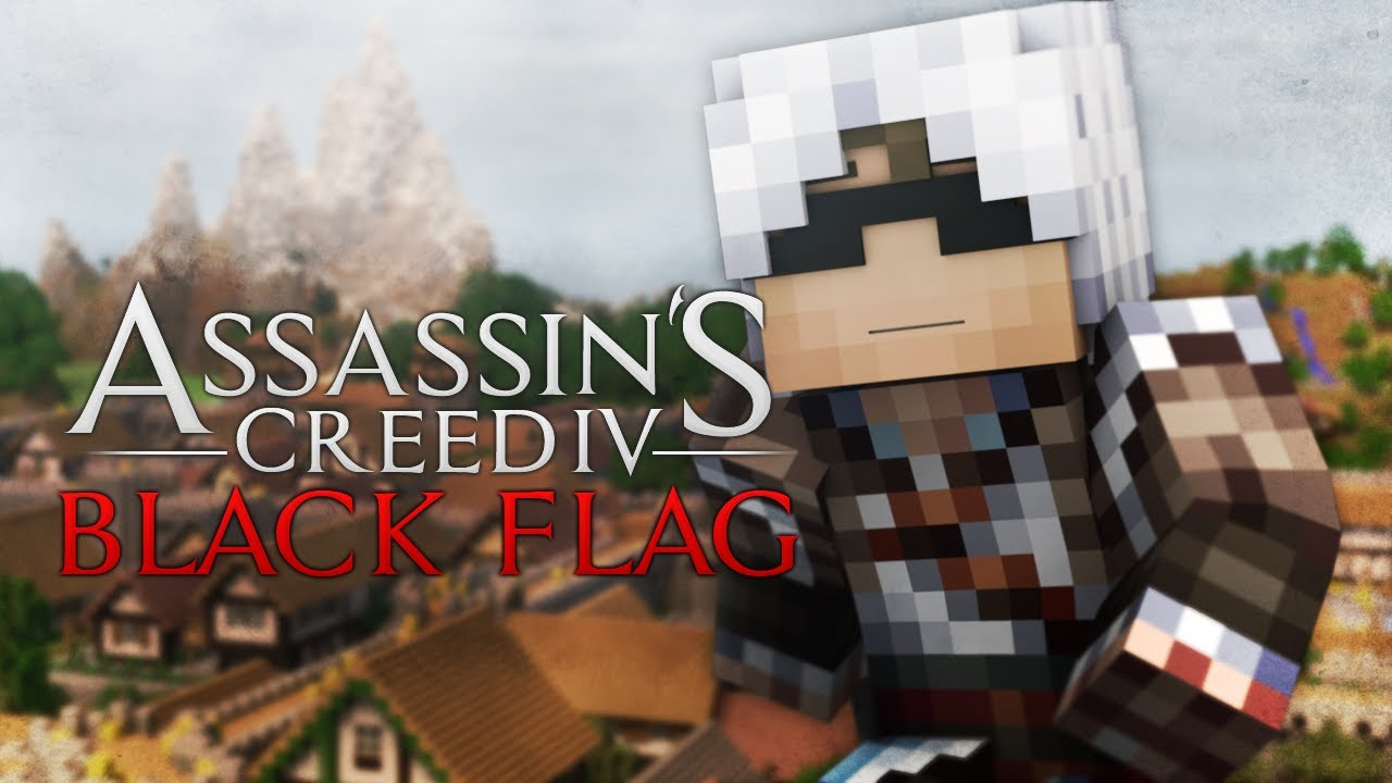 Minecraft Animation Assassins Creed 4 Sky Edition Two Youtube