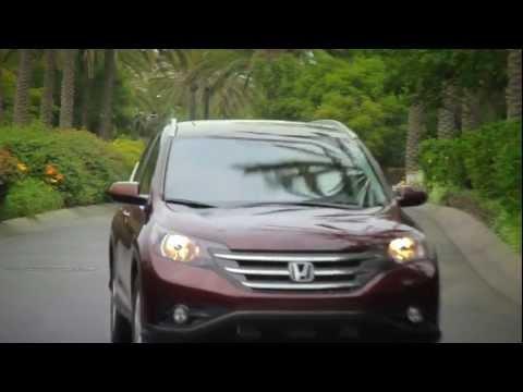 LaFontaine Honda - First Drive 2012 Honda CR-V - Dearborn, MI