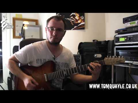 Free Lesson Feb '13 - Augmented Scale Line and Theory