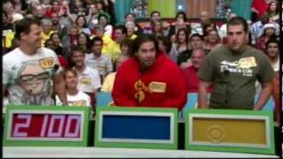 The Price is Right | 12/24/09